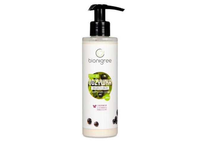 Bionigree Odżywka nawilżająca do skóry głowy i włosów 200 ml